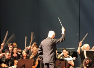 התזמורת הקאמרית הישראלית מבצעת לאדינו