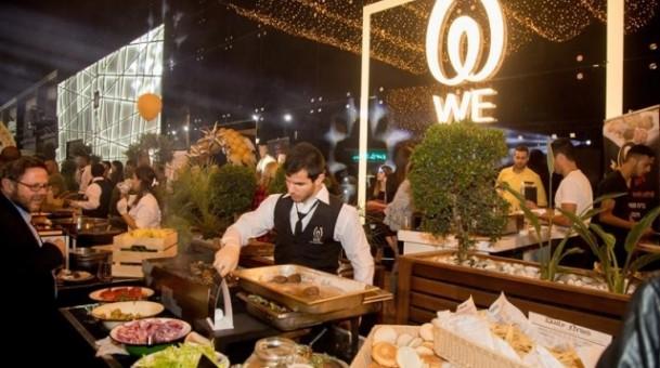 WE-אולם אירועים חדשני בבאר שבע