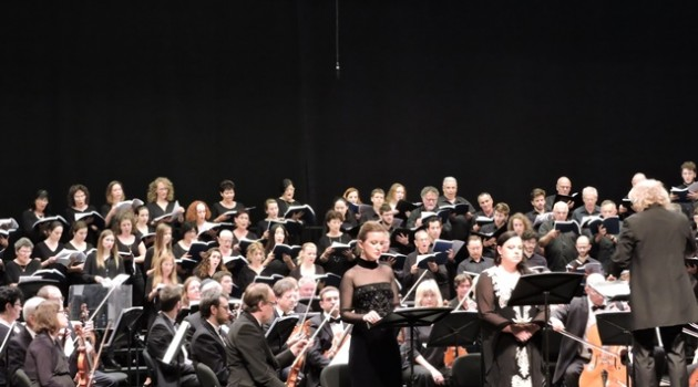 הרקוויאם של דבוז'ק התזמורת הסימפונית ראשון לציון