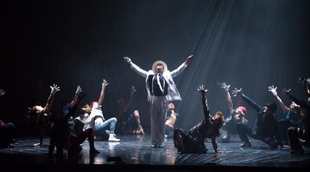תיאטרון מחול אודיסאה מגיש מחול מייקל ג'קסון