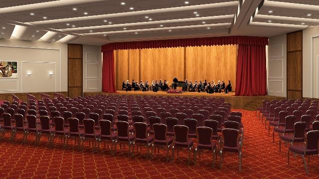 NEW Opera hall opening September 20183