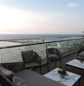 מלון הילטון תל אביב משיק את המרפסת של הלובי