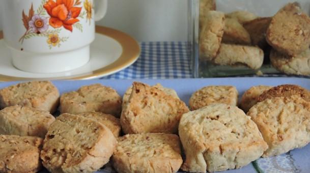 עוגיות חמאה בוטנים מהמזרח התיכון