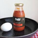 אחושקשוקה או אחול שקששוקה העיקר הרוטב של חברת Nany