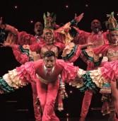 מופע להקת המחול סלסה ויוה – קולומביה