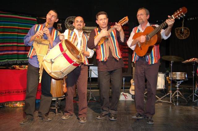 יחצ Ensemble Latinoamericano
