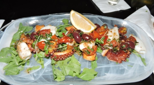 איטלקיה בתחנה המסעדה במתחם התחנה