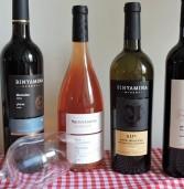 יינות חדשים מיקבי בנימינה לחג