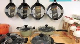 STONE  סדרת סירי בישול בטכנולוגיה מתקדמת לבישול אחרת