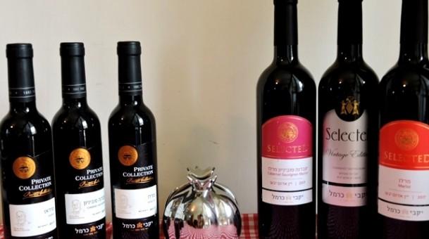 יקבי כרמל מציגים לקראת ראש השנה והחגים מהדורות חגיגיות לסדרות היין האהובות