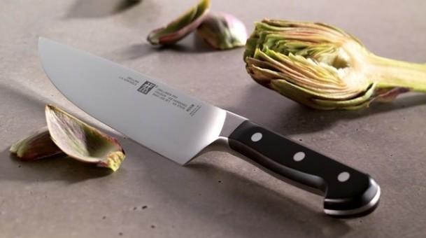 השקת הקולקציה החדשה של סכיני  ZWILLING מגרמניה בלגעת באוכל