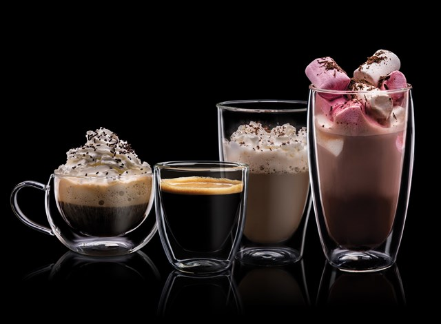 מארז כוסות דאבל וול בעלות דופן כפולה של סולתם