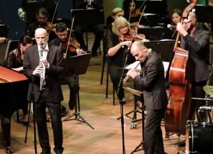 """קונצרט """"קול שמחה"""" התזמורת הקאמרית הישראלית מגישה כליזמר"""