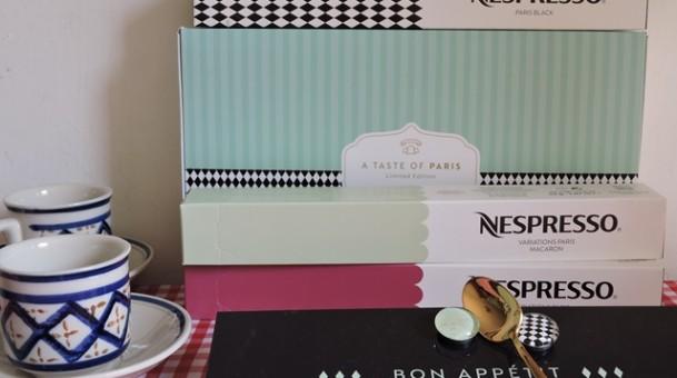 נספרסו משיקה במהדורה מוגבלת תערובות קפה בהשראת טעמי הפטיסרי ובתי הקפה של פריז