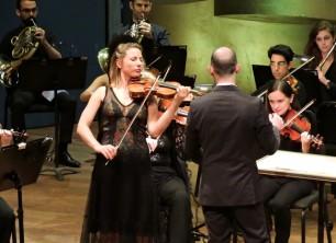 מנדלסון במרכז הקונצרט של התזמורת הקאמרית הישראלית