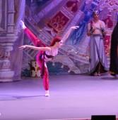 לה ביידר La Bayadère   הבלט הקלאסי עם כוכבי הבולשוי בלט יוליה סטפנובה ומיכאיל לובוחין