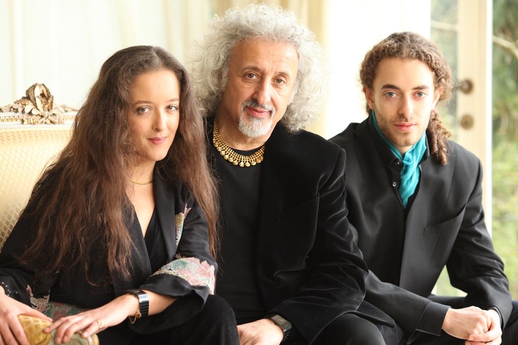 Maisky Trio - Bernard Rosenberg1