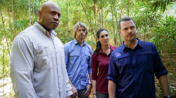 """העונה התשיעית של """"NCIS לוס אנג'לס"""