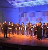 האנסמבל הקולי הישראלי –  חגיגה בוהמית עם קולות לשמים