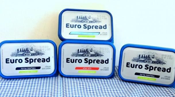 וילי פוד משיקה את Euro Spread –  ממרח חמאה מועשר  בוויטמין D