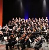 ״מוסטונןפסט״ – כרמינה בורנה עם התזמורת הסימפונית הישראלית ראשון לציון