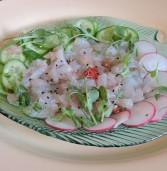 סשימי דג ים