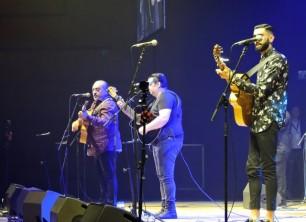 הג'יפסי קינג'ס בתל-אביב עם מירי מסיקה – Gipsy Kings