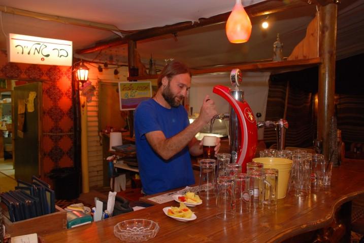 גמלייה-בר מסעדה- צילום- תיירות ערבה10
