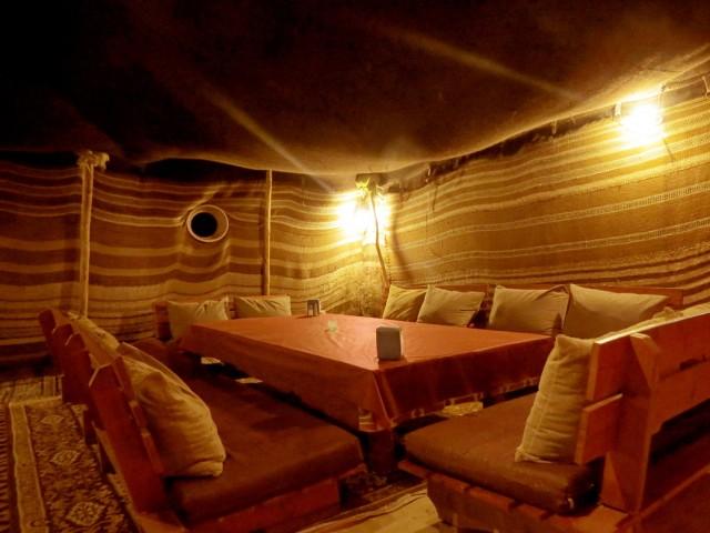 גמלייה-בר מסעדה- צילום- תיירות ערבה11