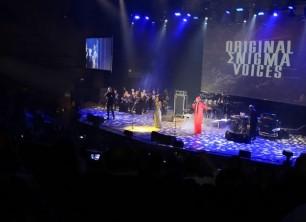 מופע הקולות המקוריים של אניגמה בישראל