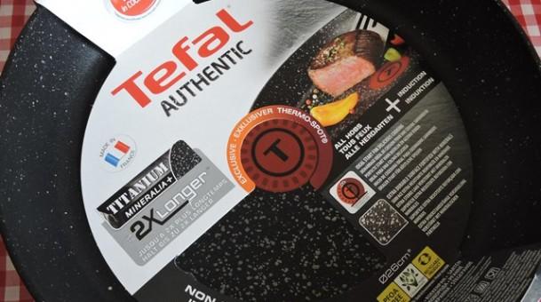 בטיחות במטבח קודם TEFAL יצרנית כלי הבישול מס' 1 בעולם עם סדרת AUTHENTIC
