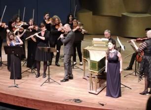 התזמורת הקאמרית בקונצרט באך קנטטות ועוד