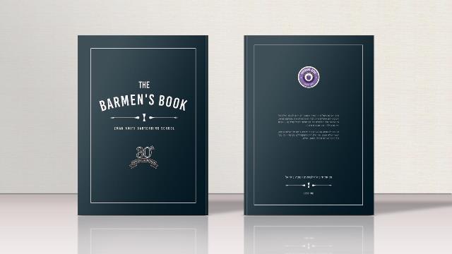 ספר הברמנים החדש של זמן אמיתי מהדורה מיוחדת לרגל חגיגות 30 שנה לזמן אמיתי 340 עמודים של ברמנים, אלכוהול ותרבות שתייה צילום שירי נחום