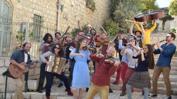 מופע תזמורת הכלייזמר הישראלית