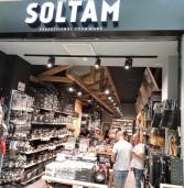 רשת החנויות 'סולתם' פותחת  סניף בקניון עופר רחובות