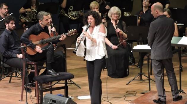 ענת כהן ומרסלו גונסאלווס הופיעו עם התזמורת הקאמרית הישראלית