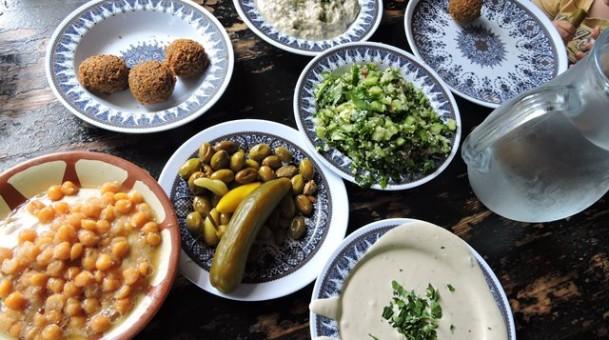 המסעדה הלבנונית אבו גוש