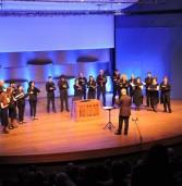 האנסמבל הקולי הישראלי ברוב קולות – מפגן פוליפוניה