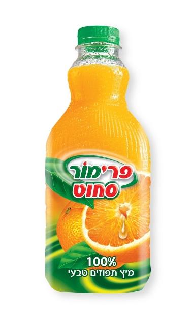 מיץ תפוזים סחוט טבעי פרימור צילום עמית שטראוס