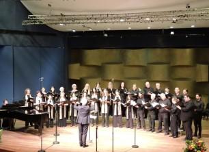 קונצרט העשור למקהלת ברתיני ממונטוורדי ועד גרשווין