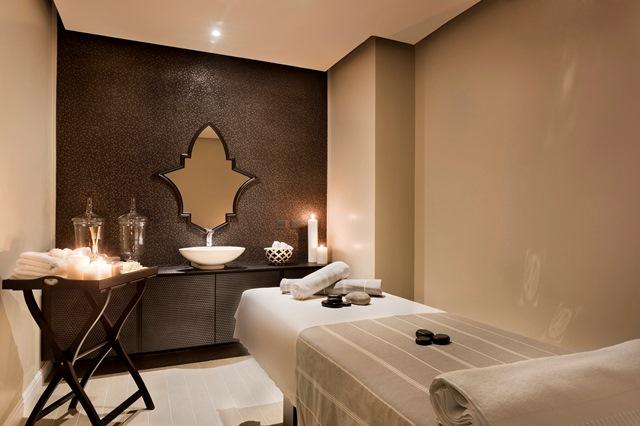 חדר בספא מלון DAVID TOWER צלם אסף פינצ'וק4
