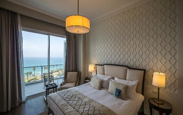 חדר עם נוף במלון DAVID TOWER צילום איתי סיקולסקי7