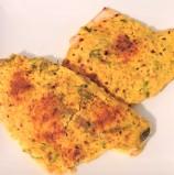 דג דניס אפוי ביוגורט בסגנון הודי בהשראת אנסקי