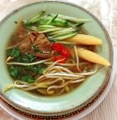 מרק סיני עדין